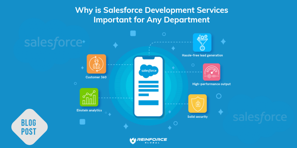 Why is Salesforce Development Services Important for Any Organizations?