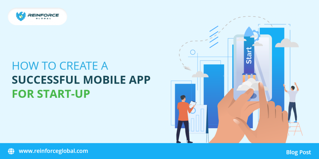 How to create a successful mobile app for start-up